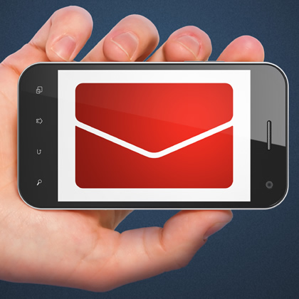 l'email marketing sbarca sul mobile